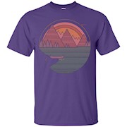The Mountains Are Calling T-Shirt Series