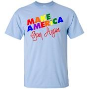 Make America Gay Again Shirt LGBTQ Shirt – T-Shirt