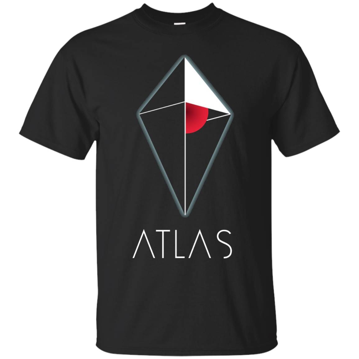 Atlas Shirt – No Mans Sky Fanart NMS – T-Shirt