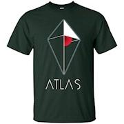 Atlas Shirt – No Mans Sky Fanart NMS – T-Shirt