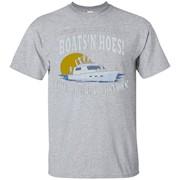 Boats N Hoes Prestige Worldwide Catalina Wine TEE – T-Shirt