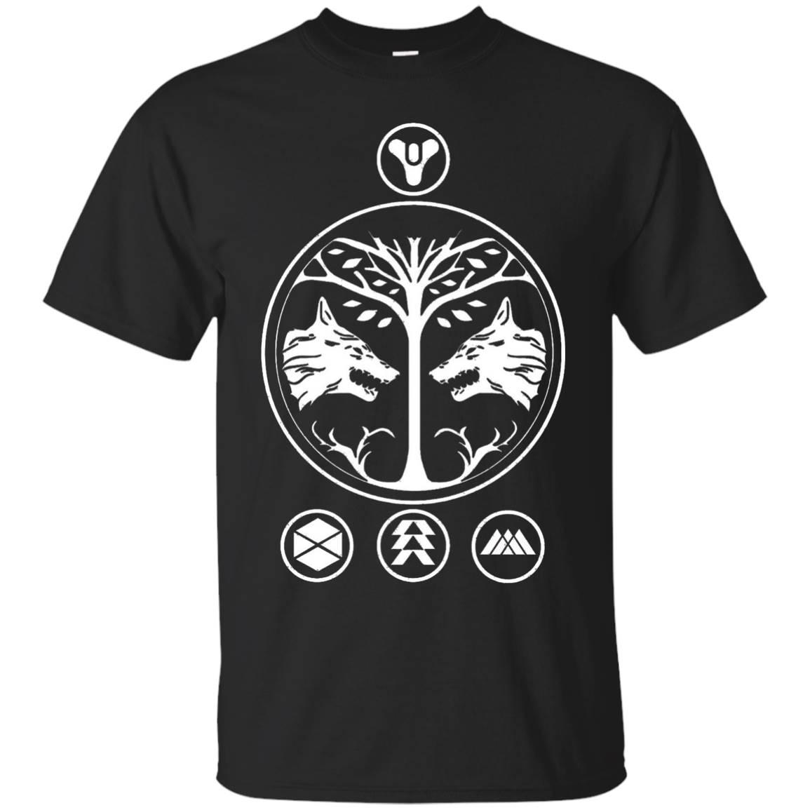 Destiny Iron Banner Of House T-shirt – T-Shirt