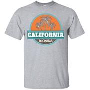 Encinitas California Vintage Sunset T-shirt Travel Gift – T-Shirt