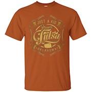Just a Kid From Tulsa oklahoma T Shirt – tulsa ok – T-Shirt