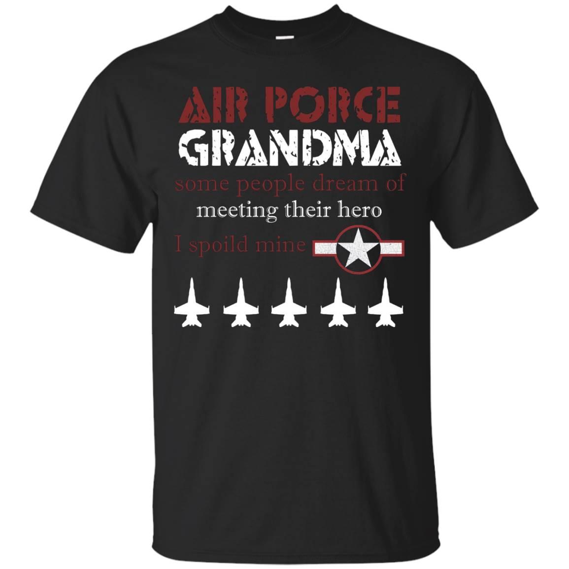 Patriotic Air Force Grandma T-Shirt