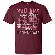 I Want It That Way T-shirt For Men Women – T-Shirt