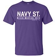 Navy Street MMA T Shirt – T-Shirt