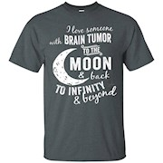 Brain Tumors Shirt – Brain Tumor Awareness Shirt – T-Shirt