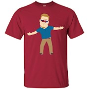 PC Principal Hilarious Funny Shade Cartoon Character T-Shirt