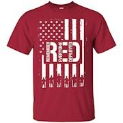 R.E.D Friday TShirt RED Remember Everyone Deployed T Shirt – T-Shirt