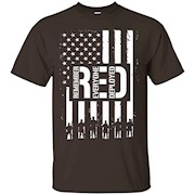 R.E.D Friday TShirt RED Remember Everyone Deployed T Shirt – T-Shirt