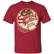 Speedy Turtle Pizza Delivery T-Shirt