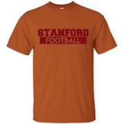Stanford College Football T-Shirt