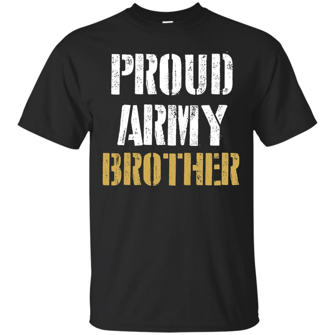 Proud Army Brother Shirt – Best Gift for Army Brother Shirt