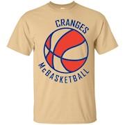 Cranges McBasketBall Shirt – T-Shirt