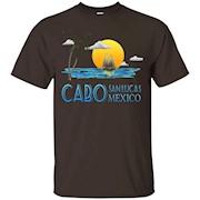 Cabo San Lucas Mexico Tropical Souvenir Shirt – T-Shirt