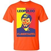 LEOPOLDO LOPEZ LIBERTAD YA #LibertadYa SHIRT – T-Shirt