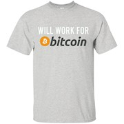 Men's Premium Quality Bitcoin T-Shirt