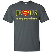 Jesus Is My Superhero T-shirt