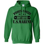 Proud Cousin Of An Awesome US Marine T-Shirt