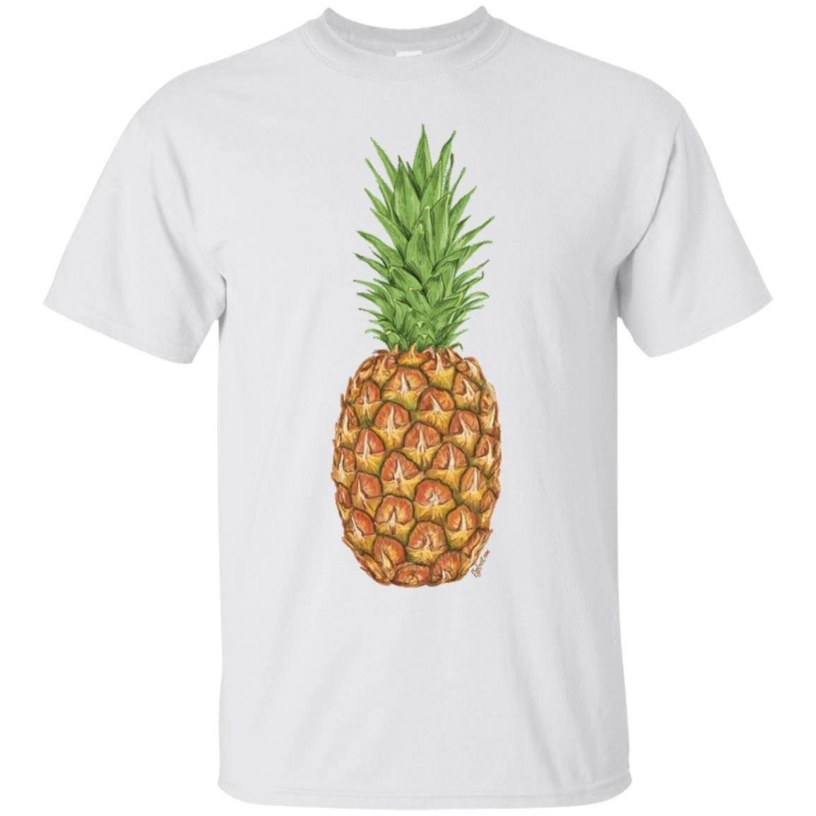 Egoteest Pineapple T shirt – Pineapple Shirt – Summer Tee – T-Shirt