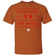 Cleveland Vs The World – T-Shirt