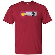 Colorado Sasquatch T-Shirt – Women's, Men's and Kids