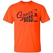 The Sauce Boss – T-Shirt