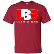 Little Baller Brand Parody Basketball Shirt – T-Shirt