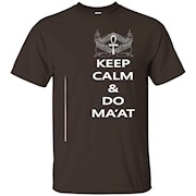 AKD- Egyptian Kemetic MAAT MA'AT Sacred Laws T Shirt Divine – T-Shirt