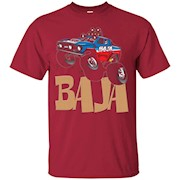 Baja racing baja california baja 1000 t shirt – T-Shirt
