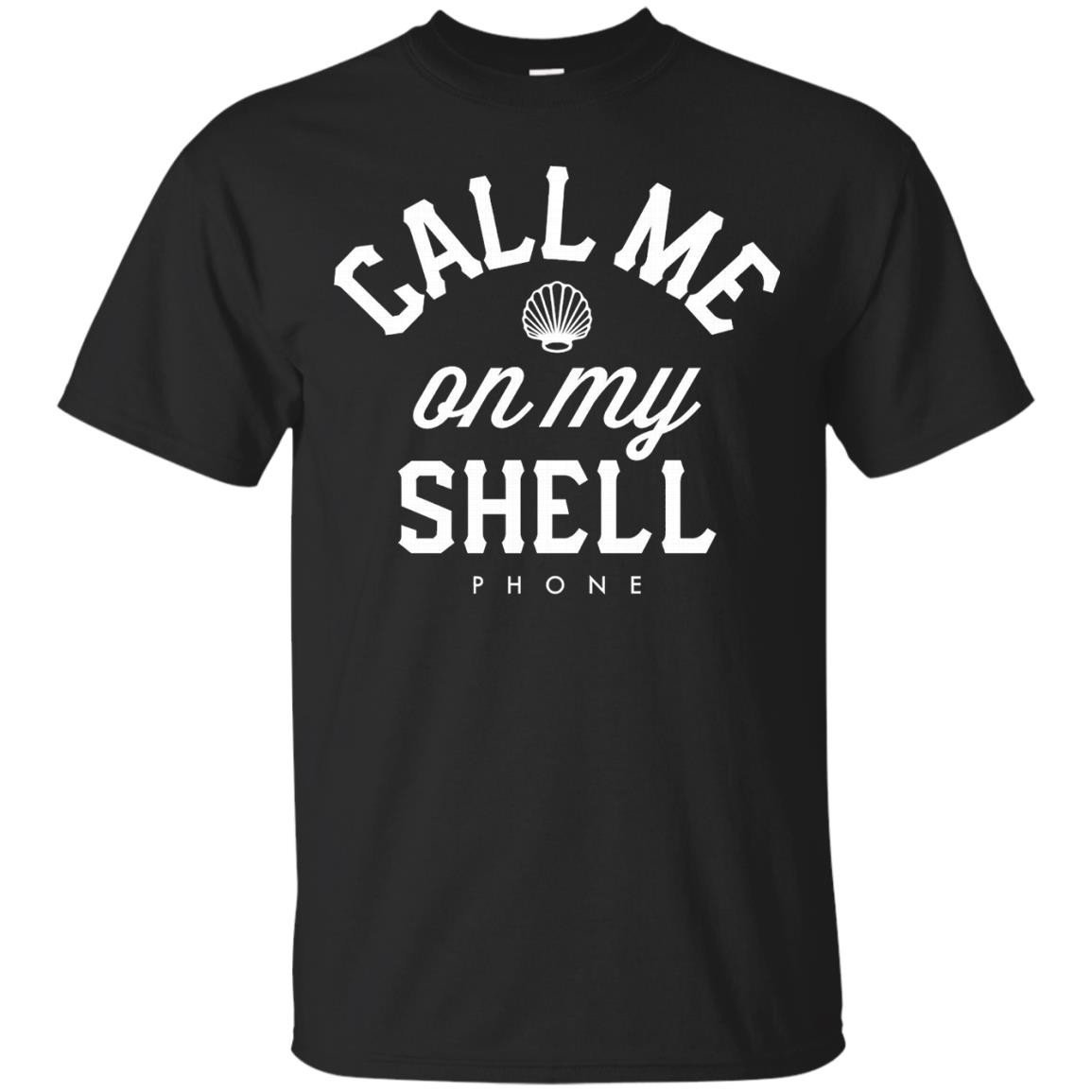 Call Me On My Shell Phone Tee – T-Shirt
