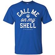 Call Me On My Shell Phone Tee – T-Shirt