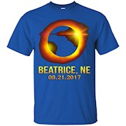 Beatrice Nebraska Total Solar Eclipse 2017 Shirt – T-Shirt