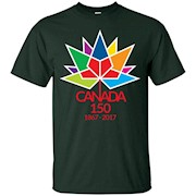 Canada Tshirt Canada 150 Canada Day Celebration – T-Shirt