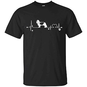 Cavalier King Charles Spaniel tshirt, i love my Cavalier Kin – T-Shirt