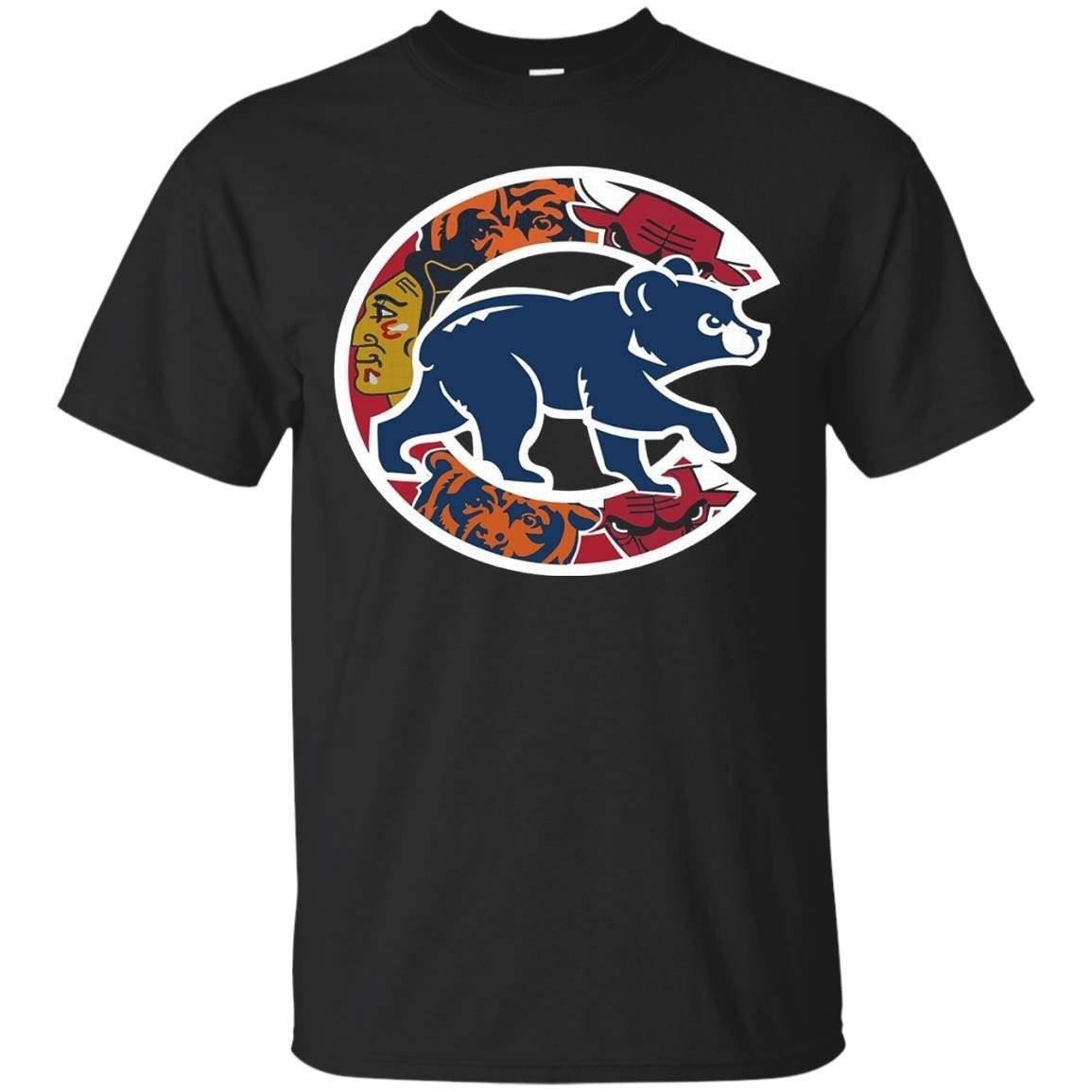 Chicago Sports Teams T-Shirt