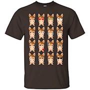 Horse Emoji Shirt T-Shirt Pony Tee
