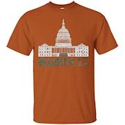 Washington DC Capitol Building Congress Souvenir T-shirt – T-Shirt