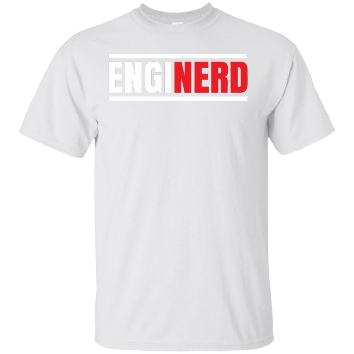 Enginerd. Funny T-shirt – T-Shirt