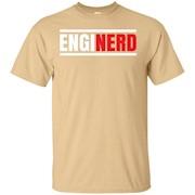 Enginerd. Funny T-shirt – T-Shirt