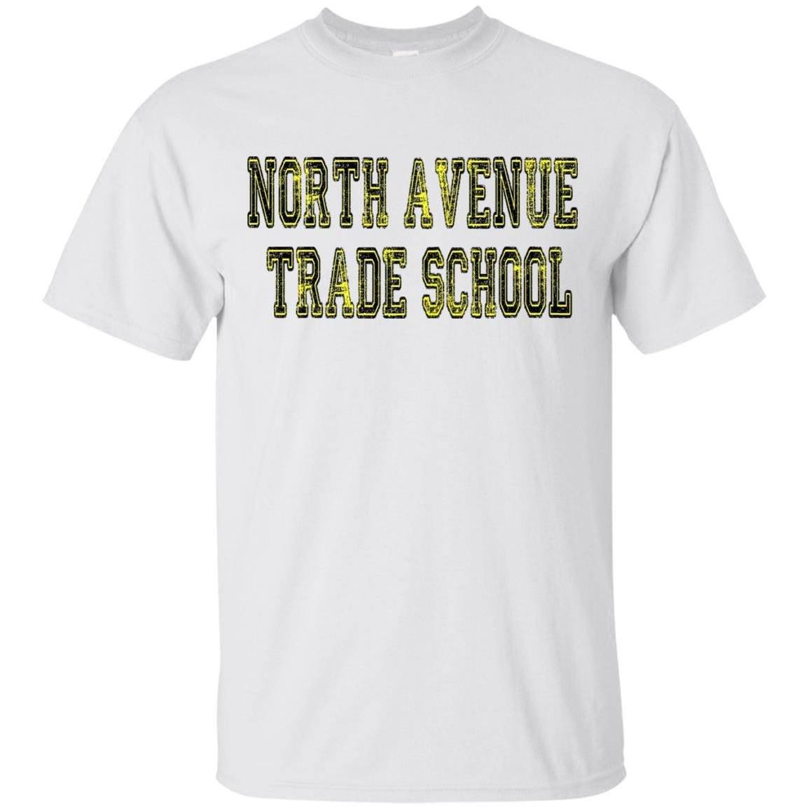 North Avenue Trade School Shirt – T-Shirt