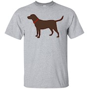 Labrador Retriever, Chocolate Lab – T-Shirt