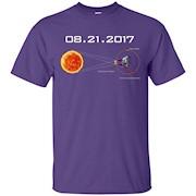 Total Solar Eclipse Aug 21 2017 US shirt – T-Shirt