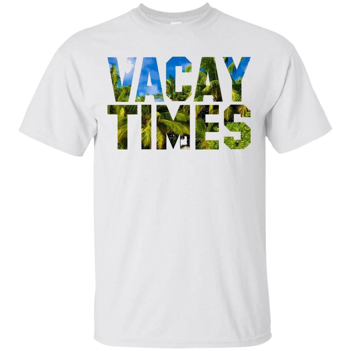 Vacay Times T-Shirt Hawaii Wedding Date Shirts