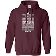 The Electrician Prayer Hoodie