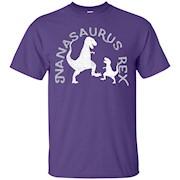 Nanasaurus Rex Nana Saurus Rex T-Shirt