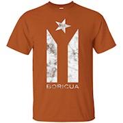 RESISTE BORICUA PUERTO RICO BLACK FLAG SHIRT – T-Shirt