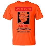 Rick & Morty Rick Wanted Poster – T-Shirt