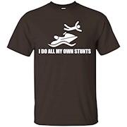 I Do All MY Own Stunts Jet Ski t-shirt – T-Shirt